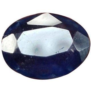 9.27 Ratti Neelam stone - Blue Sapphire Certified by IGL