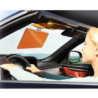 ZURU BUNCH AnythingEverything HD Vision Day  Night Visor - UNIVERSAL Car Interior Roof Trim