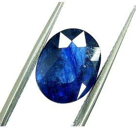 Ceylon Sapphire 13.33 Ratti Blue Sappihre Gemstone (Neelam stone) IGL Certified