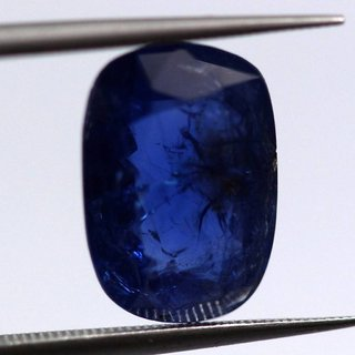 5 Ratti Blue sapphire (Neelam) Cushion cut IGL Certified