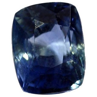 5.6 Ratti Blue sapphire (Neelam) Cushion cut IGL Certified