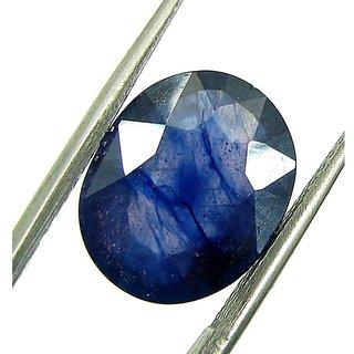 Ceylon Sapphire 13.17 Ratti Blue Sappihre Gemstone (Neelam stone) IGL Certified