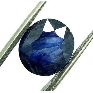Ceylon Sapphire 13.25 Ratti Blue Sappihre Gemstone (Neelam stone) IGL Certified