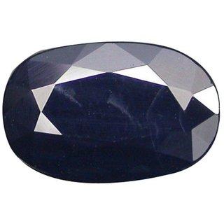 8 Ratti Neelam stone - Blue Sapphire Certified by IGL