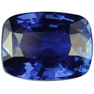 8.3 Ratti Blue sapphire (Neelam) Cushion cut IGL Certified