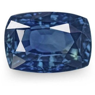 8.7 Ratti Blue sapphire (Neelam) Cushion cut IGL Certified
