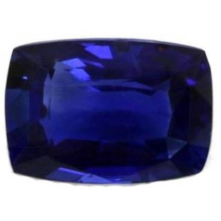 8.75 Ratti Blue sapphire (Neelam) Cushion cut IGL Certified