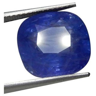 9.23 Ratti Blue sapphire (Neelam) Cushion cut IGL Certified