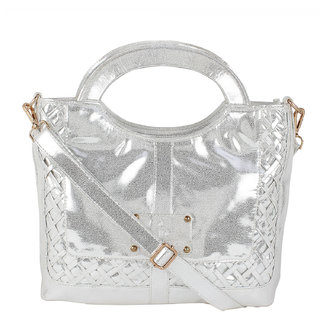 8e519fc1a905 Buy Women s Stylish Designer Leather Top-Handle Bag By Giant Roots Online -  Get 9% Off