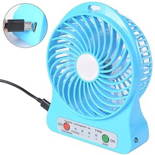 USB Portable Mini Fan, USB Rechargeable 3 Speed Fan, Perfume-Turbine Desk Fan, Air Conditioner, Cooling Fan