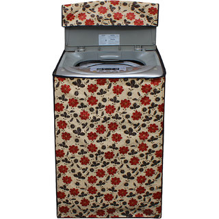 Glassiano Washing Machine Cover For LG T7269NDDL 6.2KG Fully Automatic Top Loading Washing Machine SAMS - 50