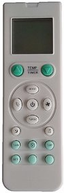 102 AC Remote Compatible For VIDEOCON AC