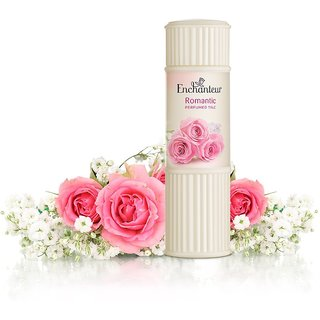 Enchanteur Perfumed Talc Romantic 250 g