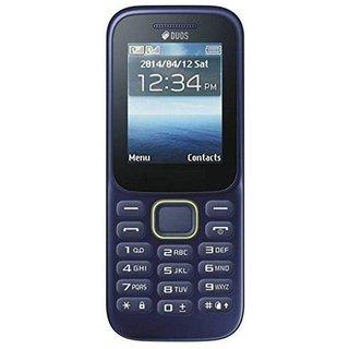 CallBar Bold 310 ( Dual Sim, 1.8 Inch Display, Multimedia Phone, 1050 Mah Battery, Blue Color )