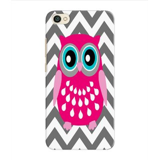 PREMIUM STUFF PRINTED BACK CASE COVER FOR PANASONIC P55 NOVO DESIGN 8487