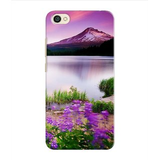 PREMIUM STUFF PRINTED BACK CASE COVER FOR LYF WATER F1S DESIGN 8200