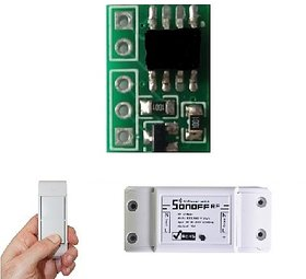E77 Wall Switch Connectivity Module for Sonoff Basic 1 Channel Wifi IOT Switch..