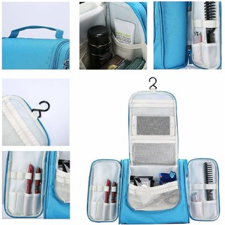House of Quirk cosmetic travel Toiletry Bag