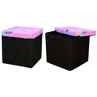 Multipurpose Storage Stool