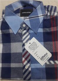 AFFLATUS Men's Regular Formal Shirt