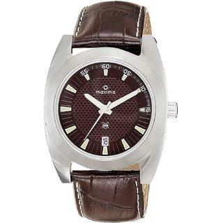 Maxima 24780LMGI Watch - For Men