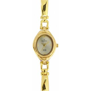 Maxima 07831BMLY Watch - For Women
