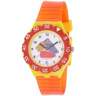 Maxima 04468PPKW Watch - For Boy