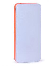 Orenics P6 with 3 USB Ports 15000 MaH Power Bank (Orange)