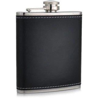 DANNYBOYZS Steel Hip Flask 7oz