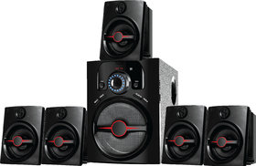 I KALL IK 444-BT Bluetooth Home Theatre/Speaker System  (Black, 5.1 Channels)