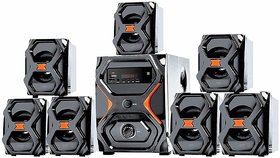 I Kall IK2222 Speaker system 7.1 Channels Cum Home Theater without DVD Player alongwith 1 Year Manufacturing Warranty