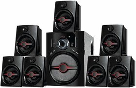 I Kall IK4444 Speaker system 7.1 Channels Cum Home Theater/Speaker System With 1 Year Manufacturing Warranty