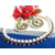 New combo Offer Buy 2 Pearl Necklace Set Get 1 Earring Free