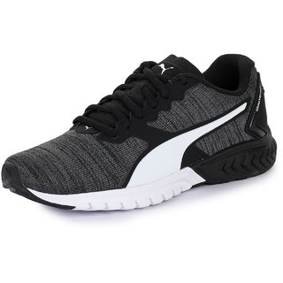 Puma Womens Black IGNITE Dual NM Wns Running Shoes