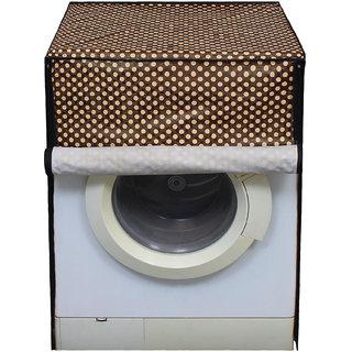 Glassiano Washing Machine Cover For Panasonic Fully Automatic Front Loading Washing Model