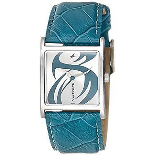 Fastrack New OTS Analog Multi-Colour Dial Womens Watch - NE9735SL02A