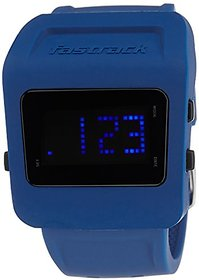 Fastrack Casual Digital Black Dial Mens Watch - 38011PP