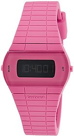 Fastrack Casual Digital Black Dial Womens Watch - 68001