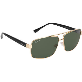 Redex Green Rectangle Sunglasses ( 1372 )