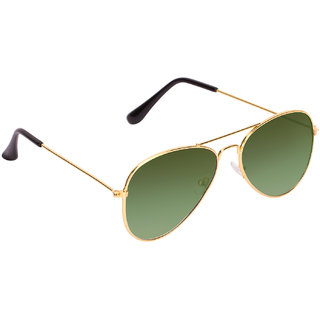512b5e330b9 Buy REDEX GREEN AVIATOR SUNGLASS UNISEX 1368 Online - Get 84% Off