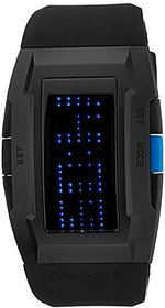 Fastrack Casual Digital Black Dial Mens Watch - 38014PP