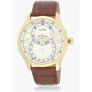 Guess Mens Architect Multifunction Analog Watch