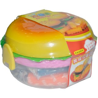 Toys Factory Burger Clay