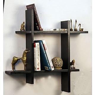 New Look Multi Purpose Plus Shelves Black