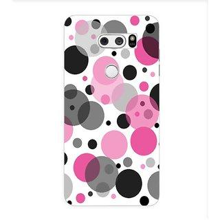 Printgasm LG V30 printed back hard cover/case,  Matte finish, premium 3D printed, designer case