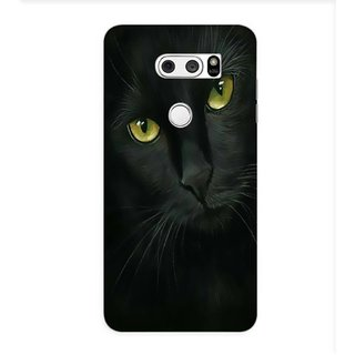 Printgasm LG V30 printed back hard cover/case,  Matte finish, premium 3D printed, designer case