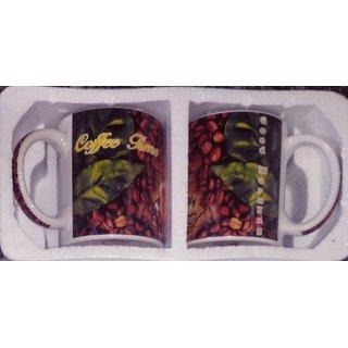 Milk Mugs (coffee mugs), set of 2 pcs