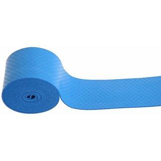 Quinergys Baby Blue - Tennis Racket Grip Tape Anti Slip Perforated Super Absorbent Tennis Overgrip Badminton Overgrip Squash Sport Handle Over Grip