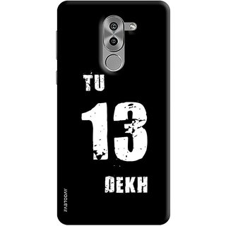FABTODAY Back Cover for Huawei Honor 6X - Design ID - 0443