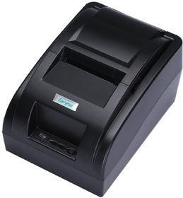 Everycom EC58 58mm 2 Inches Direct Thermal Printer USB  Monochrome  Desktop  Receipt Print Black